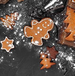Vi inviterer til pepperkebaking i desember