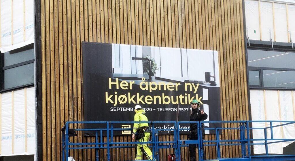 Vi åpner butikk i Stavanger! 1