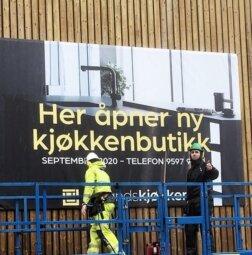 Vi åpner butikk i Stavanger!